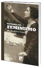 Clara Campoamor, en la cubierta del libro.