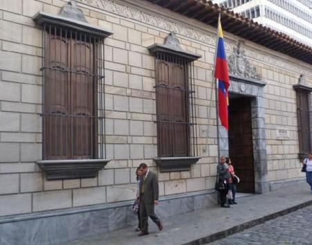 Casa natal del Libertador.