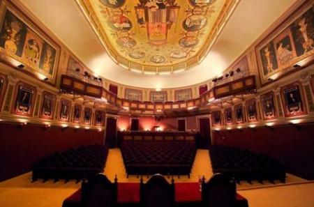 Salón de Actos del Ateneo de Madrid.
