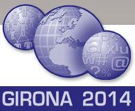 Logo de Girona 2014.