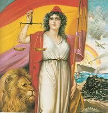 Alegoría de la Segunda República.