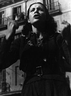 Una de las fotos del archivo de Juan Negrín.