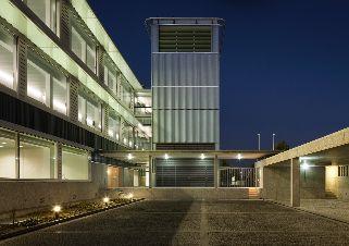 Nuevo centro de conservación y restauración de la Filmoteca.