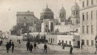 Catedral de Cádiz (Fuente: Archivo Municipal de Cádiz).