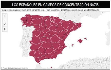 Mapa publicado por cuartopoder.es