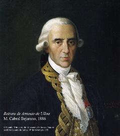 Antonio Ulloa.