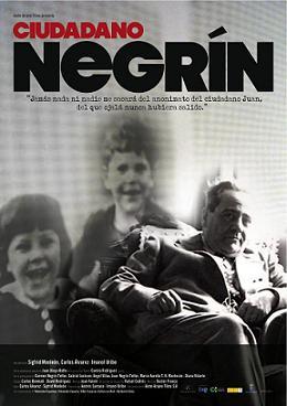Cartel de Ciudadano Negrín.