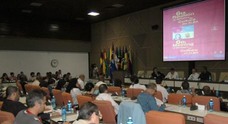 Reunión de delegaciones latinoamericanas y caribeñas en La Habana (Foto: César A. Rodríguez, www.trabajadores.cu).