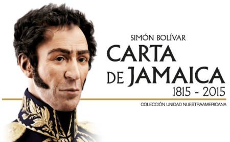 Bicentenario de la Carta de Jamaica.