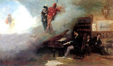 Fantasia sobre el Fausto de Gounod.