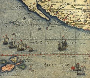 Mapa de la exposición.