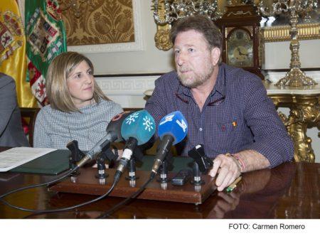 Andrés Rebolledo e Irene García.