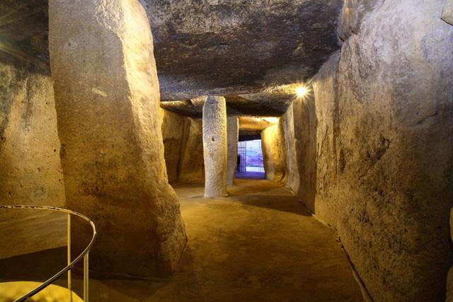 El dolmen de antequera m laga en la lista de patrimonio for El tiempo en la joya antequera