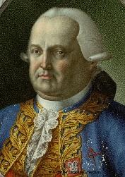 Fermín-Francisco de Carvajal y Vargas, I Duque de San Carlos.