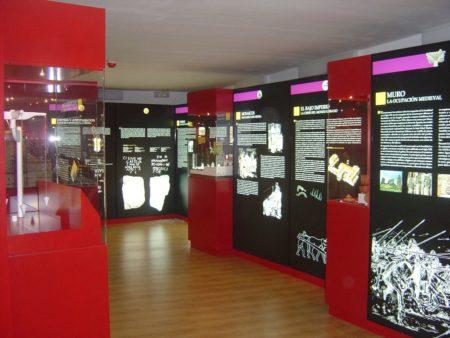Museo y Aula Arqueológica Augustóbriga.