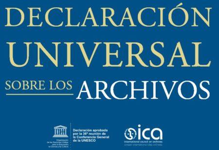 Declarción ICA.