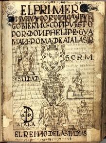Documento de la exposición del Archivo de Indias.