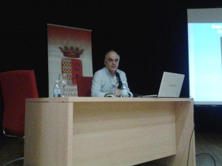 El historiador Fernando Sígler.