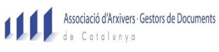 Asociación de Archiveros de Catalunya.