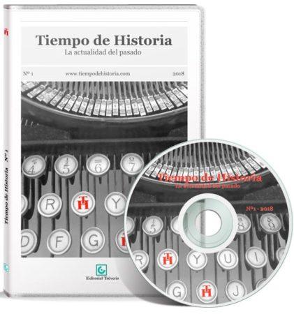 Una revista de Historia elaborada en Ubrique se presenta el 20 de abril en Madrid