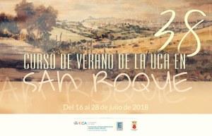 El historiador Antonio Morales Benítez participa en el seminario de memoria histórica de los cursos de verano de la Universidad de Cádiz en San Roque