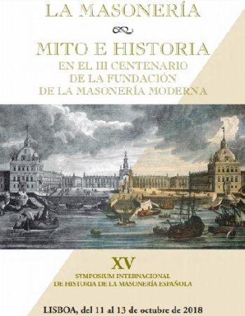 Cartel del XV Symposium.