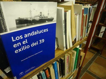 Biblioteca de la Casa de la Memoria La Sauceda.