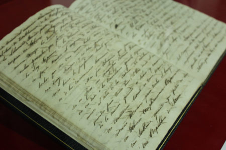 Documento del Discurso de Angostura.